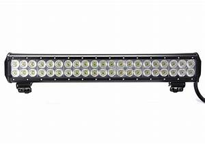 Vortex Series Led Light Bar - 20 Inch 126 Watt - Combo