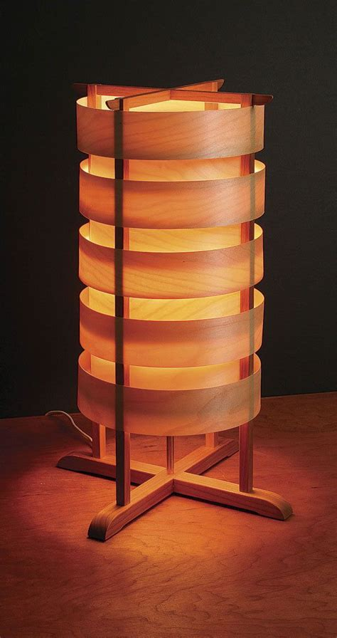Article Image Lamps   Woodworking Lamp