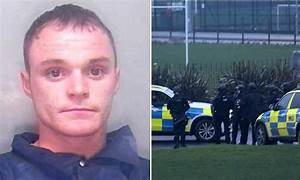Liam Windass 'who fled police after a shooting at McDonald ...