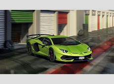 Lamborghini is going to sell the Aventador SVJ that owned