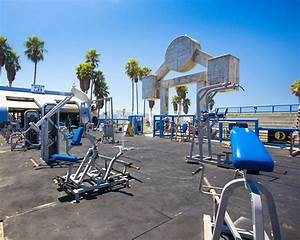 well being and fitness advantages of the top 5 outdoor gyms in los angeles