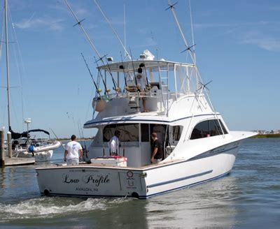 Deep Sea Fishing Bermuda Party Boat by Cape Hatteras Fishing Charters
