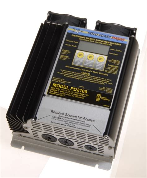 Marine Battery Charger Converter by Progressive Dynamics Pd2160 12 Volt 60 Marine