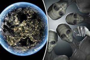 Alien news: Top scientist reveals 'extraterrestrials ...