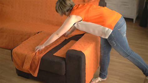 housse canapé d angle universelle housse pour canapé d 39 angle accoudoirs indépendants