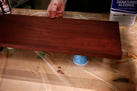 easy exquisite finishes  mahogany woodworking
