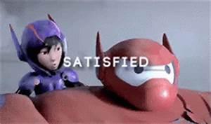 Baymax Is Satisfied - Satisfied GIF - Satisfied Baymax ...
