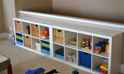Toy Storage Ideas For Playroom