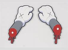 "Previews KAWS – ""Where The End Starts"" Modern Art"
