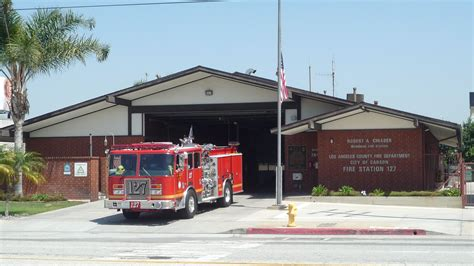 filelos angeles county fire department station