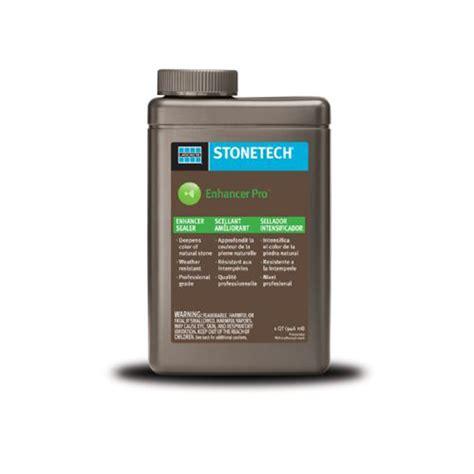 stonetech enhancer pro stonetech 174 enhancer pro sealer 1 quart
