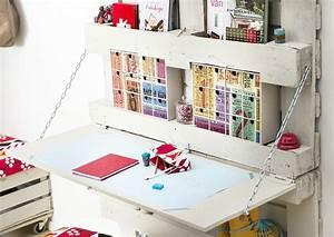 Comment Faire Un Bureau Soi Meme : 8 bureaux faire soi m me ~ Melissatoandfro.com Idées de Décoration