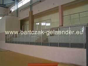 Balkongeländer Glas Anthrazit : bartczak gelaender balkongel nder edelstahl metall verzinkt aus polen ~ Michelbontemps.com Haus und Dekorationen