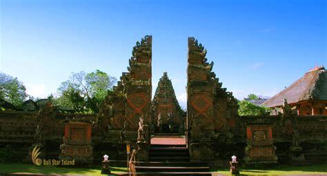 batuan temple bali places  interest