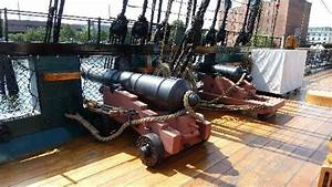 on deck - Picture of USS Constitution Museum, Boston ...