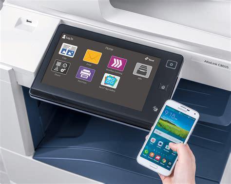 xerox banks  connectkey technology  drive success