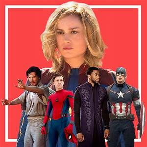 All, Marvel, Movies, Ranked
