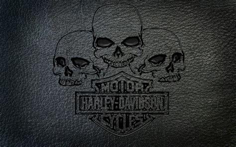 Harley Skull Wallpaper
