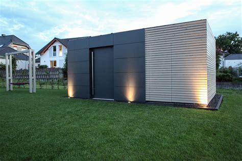 Moderne Häuser In Holzständerbauweise gartenhaus modern selbstgebaut in holzst 228 nderbauweise