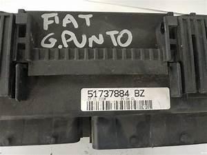 Centralina Fusibili Fiat Grande Punto