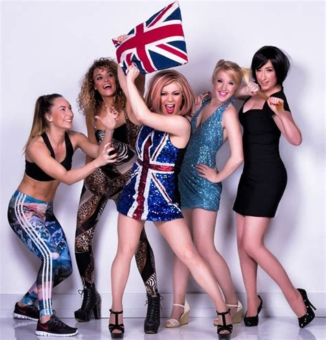 Spice Girls Tribute Band  Wannabe  90s Tribute Act