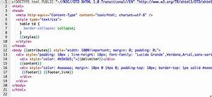customizing templates for your email notifications With html code for email template