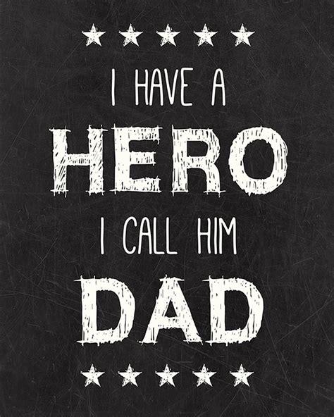 Dad Hero Quotes. QuotesGram