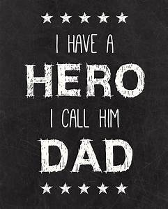 Dad Hero Quotes. QuotesGram