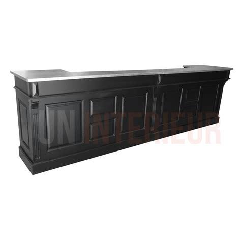 meuble de bar cuisine meuble bar d 39 accueil 360cm mobilier hôtel restaurant chr