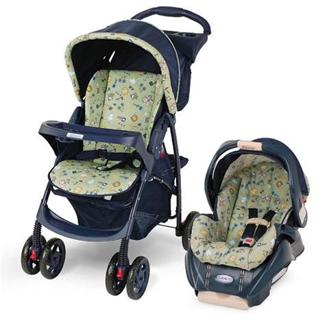 strollers for less my family graco literider travel system safari