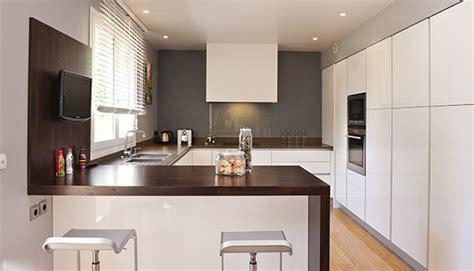 cuisine exemple amenagement cuisine aménagement meuble cuisine