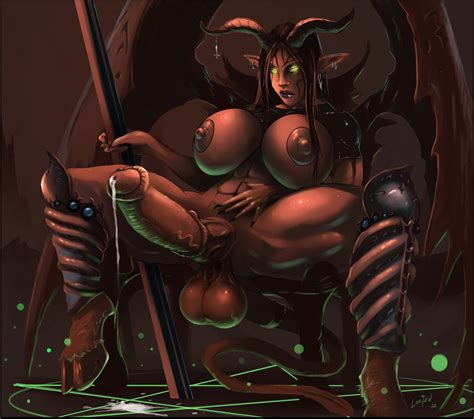 warrior succubus futa by lucien hentai foundry