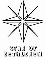 Coloring Bethlehem Printable Drawing Stars Colouring Sheets Preschoolers Celebration Religious Space Craft Trees Boys Getdrawings Bestcoloringpagesforkids Popular sketch template