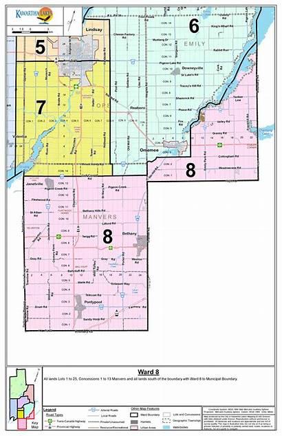Ward Municipal Kawartha Eight Election Profile Candidates