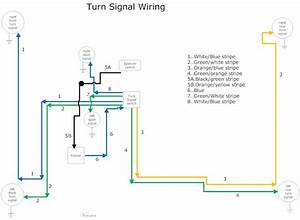 Typical Turn Signal Wiring Diagrams