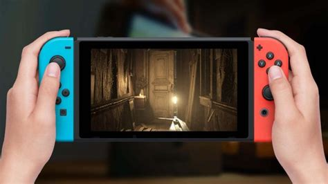 Resident Evil For Switch Capcom Looking Into Porting Resident Evil Engine To Switch