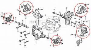 Roca Civic Si Em1 B16 B16a2 Dohc Transmission Tranny