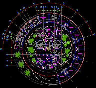 clinic  dwg plan  autocad designs cad