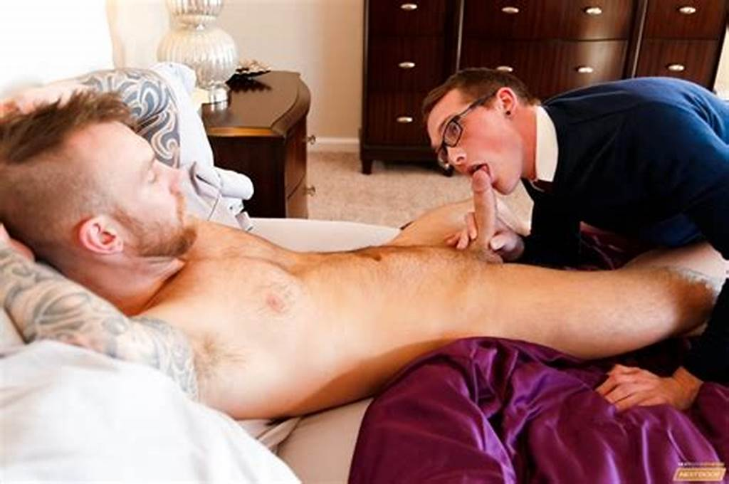 #Jackson #Cooper #Can'T #Believe #Damien #Michaels #Is #Naked #And