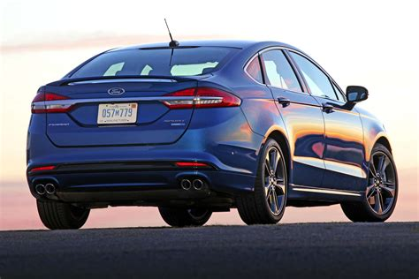 2017 Fusion Sport by 2017 Ford Fusion Review
