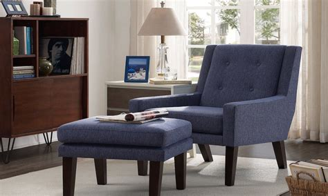 overstock chairs and ottomans how to match an ottoman and chair overstock