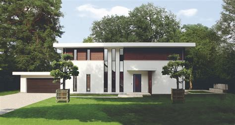 Haus Bauhausvilla Hausbau24