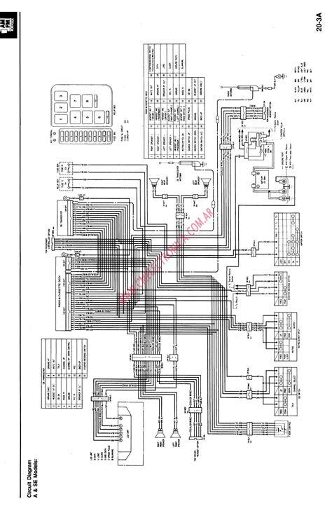 2006 Honda Goldwing Trailer Wiring Diagram by Diagrama Honda Gl1500