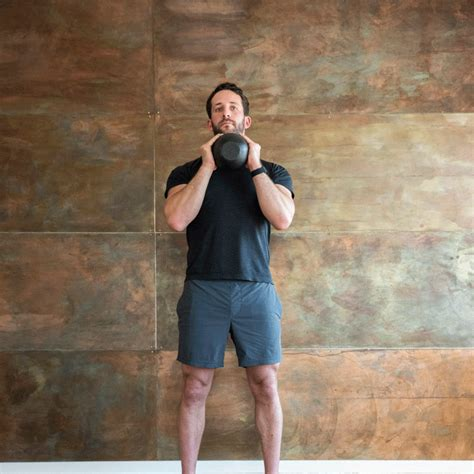 kettlebell workouts using week rows upright