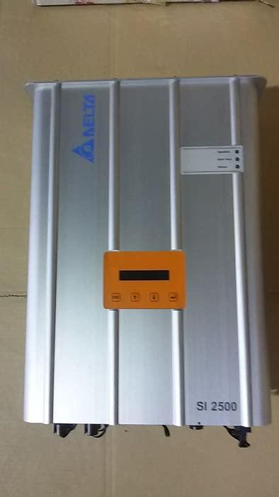 delta energy wechselrichter details zum artikel string delta energy systeme si 2 500 secondsol de
