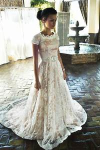 maybelle by elizabeth cooper design lace modest With elizabeth cooper wedding dresses