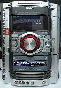 Diagrama Sony Hcd Gn880