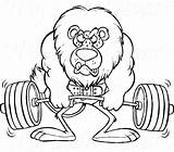 Morning Coloring Pages Weight Training Getcolorings Printable Getdrawings sketch template