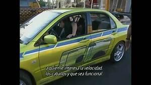Mitsubishi Evo - Rapido Y Furioso 2  Hd