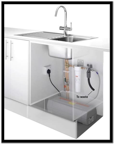 kitchen water heater sink 3kw instant water heater sink sink and faucet 8725